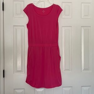 Athleta Cap-sleeve Dress